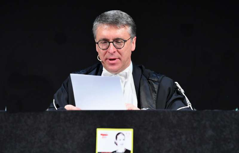 raffaele cantone presidente della corte