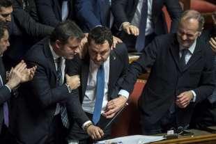 caso gregoretti voto su autorizzazione a procedere nei confronti di matteo salvini 6