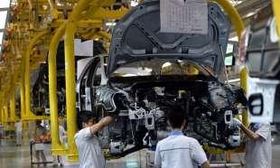 cinesi costruiscono volkswagen 1