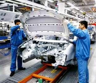 cinesi costruiscono volkswagen 3