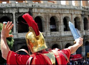 colosseo centurione