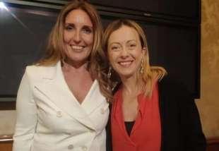 Elena Donazzan E Giorgia Meloni