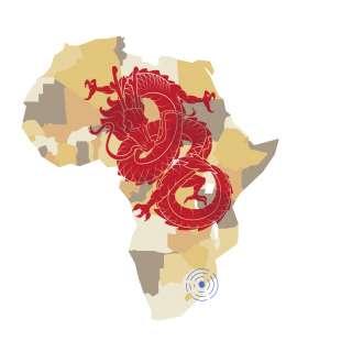 la colonizzazione cinese in africa