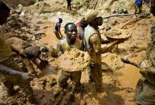 miniera di cobalto