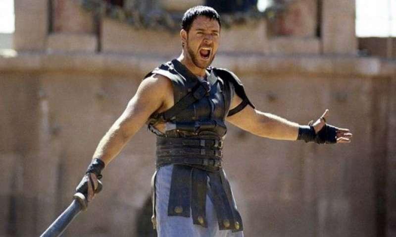 russel crowe il gladiatore