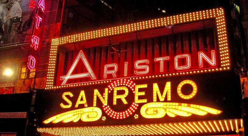 TEATRO ARISTON - SANREMO