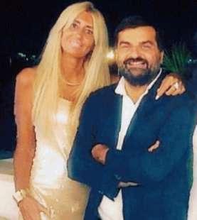 ALESSIA SINATRA E LUCA PALAMARA