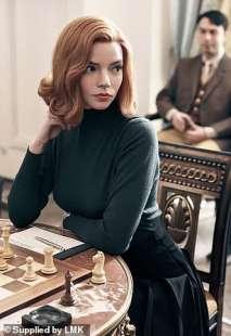 anya taylor joy la regina degli scacchi