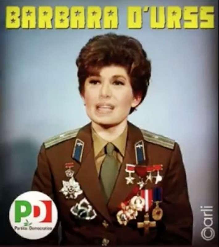 BARBARA D'URSS - CARLI
