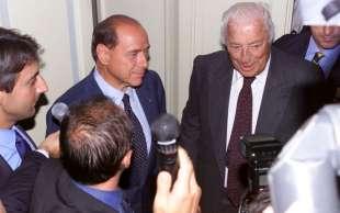 Berlusconi gianni agnelli