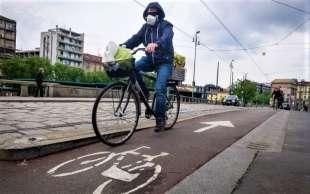 biciclette durante il covid
