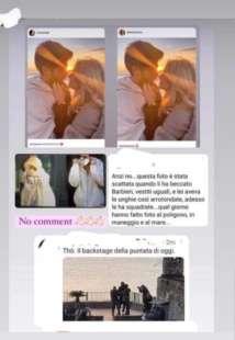 CAN YAMAN DILETTA LEOTTA E LA FOTO ROMANTICA IN COSTIERA AMALFITANA CON FOTOGRAFI AL SEGUITO