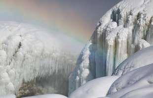 cascate del niagara ghiacciate 10