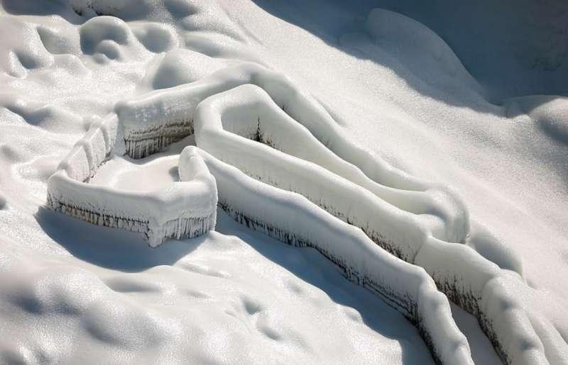 cascate del niagara ghiacciate 11