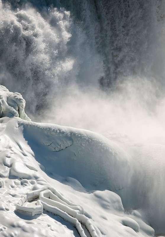 cascate del niagara ghiacciate 14