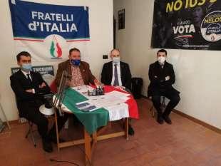 conferenza stampa fratelli d italia reggio emilia 1