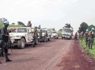 CONGO - LA MISSIONE ONU