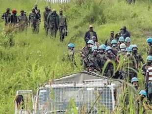 CONGO - LA MORTE DI LUCA ATTANASIO E VITTORIO IACOVACCI