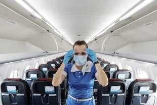 coronavirus aereo