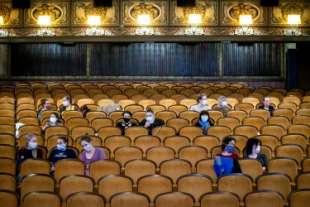 coronavirus teatro