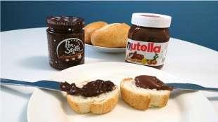 crema pan di stelle nutella