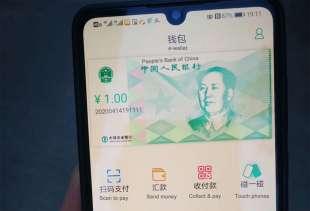 criptovaluta di stato cinese 1
