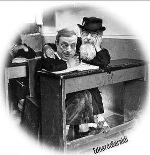 Draghi e Dago