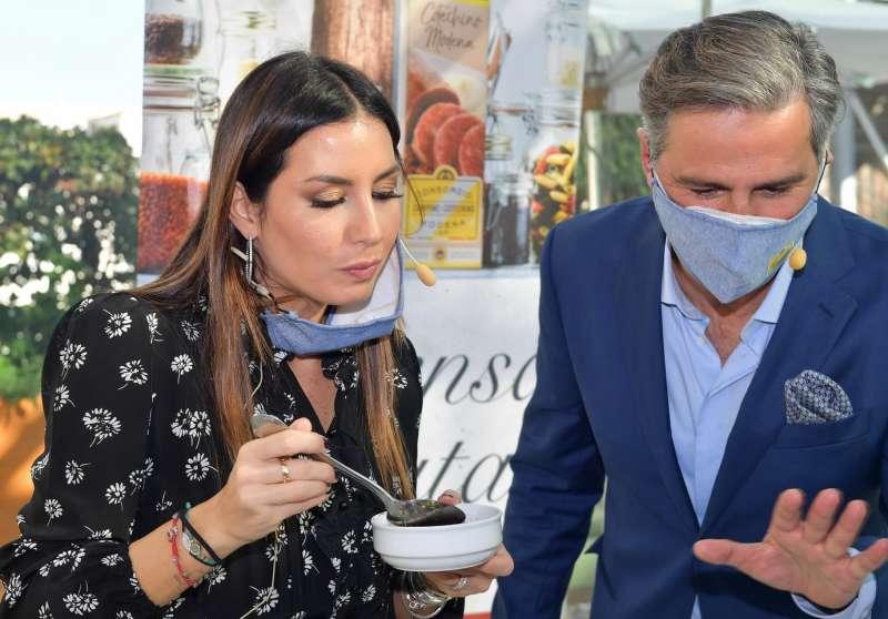 elisabetta gregoraci beppe convertini foto di bacco (2)
