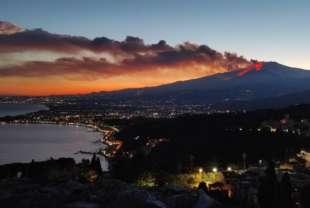eruzione etna 14