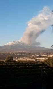 eruzione etna 3