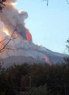 eruzione etna 5
