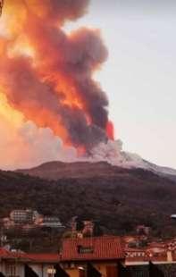 eruzione etna 6