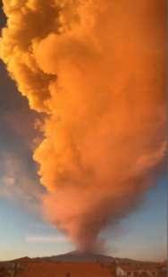 eruzione etna 7