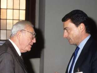 Fabiano Fabiani Mario Draghi