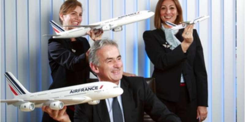 Frederic Gagey Air France 1