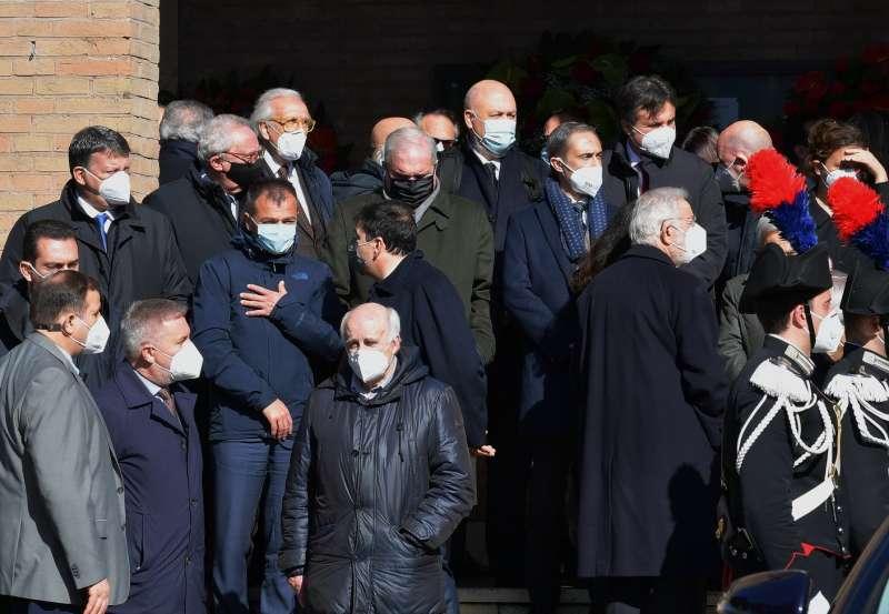 funerale di franco marini foto di bacco (2)