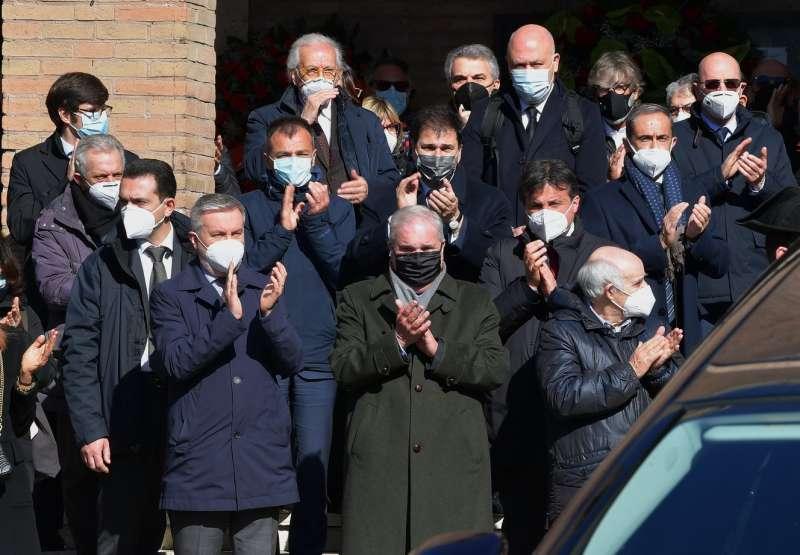 funerale di franco marini foto di bacco (3)