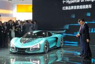 hongqi s9 concept supercar