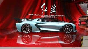 hongqi supercar cinese