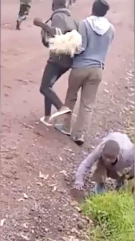 il video dell attacco all ambasciatore luca attanasio 1