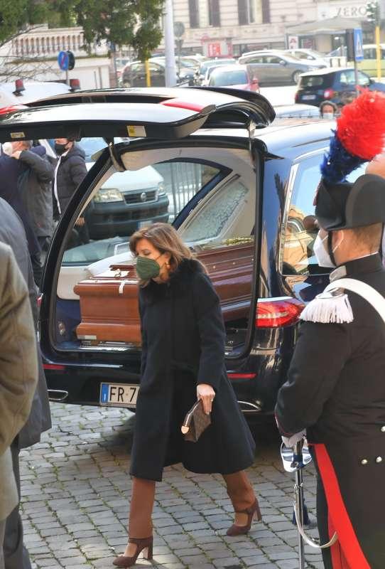 la presidente del senato maria elisabetta alberti casellati foto di bacco