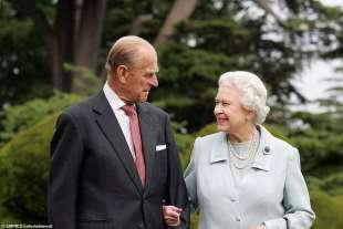 la regina elisabetta e il principe filippo 1