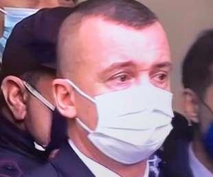 LE LACRIME DI ROCCO CASALINO DOPO IL PASSAGGIO DELLE CONSEGNE TRA CONTE E DRAGHI