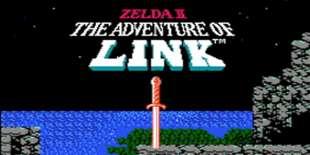 legend of zelda the adventure of link