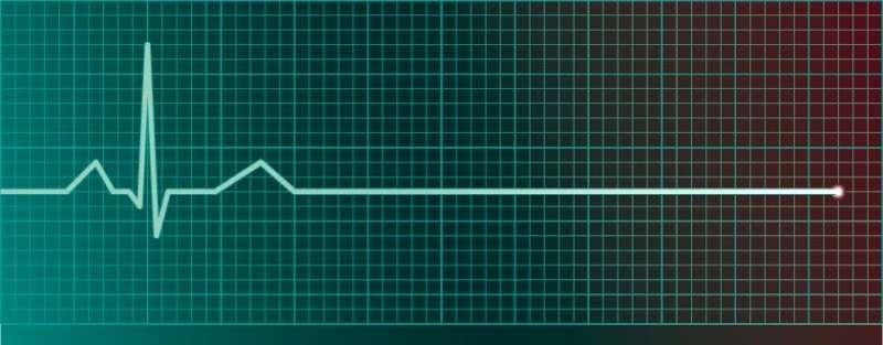 linea piatta cuore 1