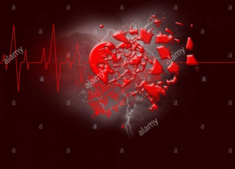 linea piatta cuore 2