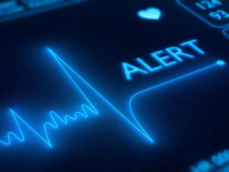 linea piatta cuore 4