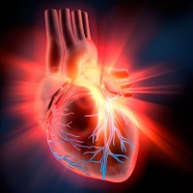 linea piatta cuore 7