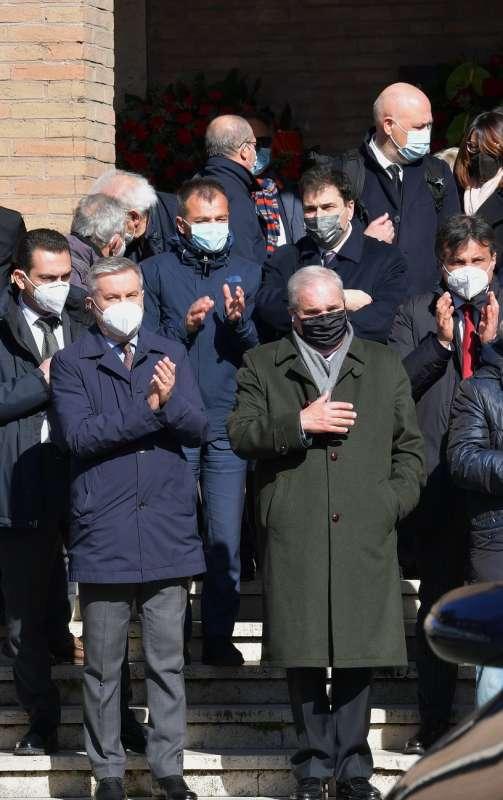 lorenzo guerini giuseppe fioroni stefano fassina foto di bacco