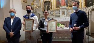 LUCA ATTANASIO PREMIO NASSIRIYA PER LA PACE